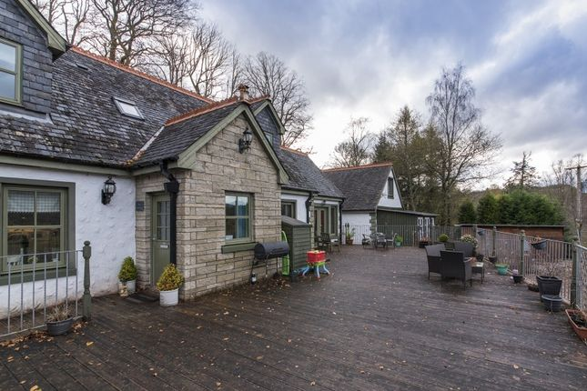 Thumbnail Detached house for sale in Gairlochy, Spean Bridge, Lochaber, Highland