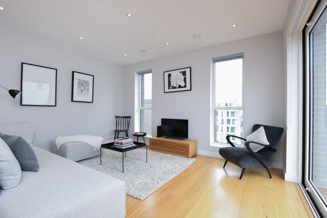 2 bed flat for sale in East Parkside, Greenwich Peninsula, London SE10, London,