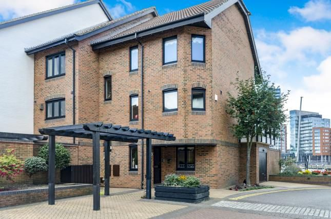 Thumbnail End terrace house for sale in Channel Way, Ocean Village, Southampton
