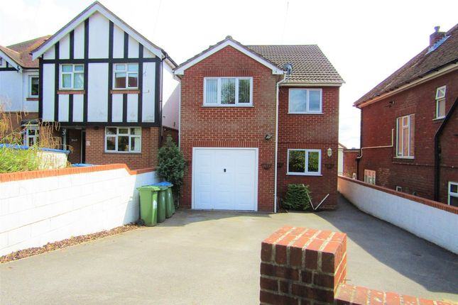 4 bed detached house for sale in Cobden Avenue, Southampton