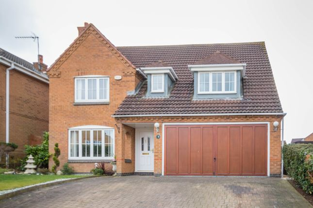 Front of Charlbury Close, Wellingborough NN8