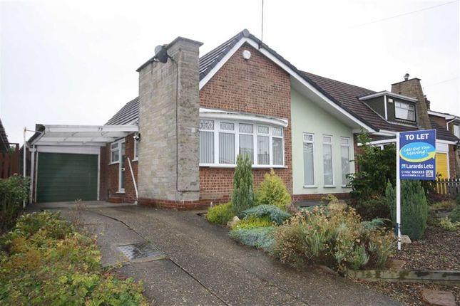 Thumbnail Bungalow to rent in The Wolds, Castle Park, Cottingham