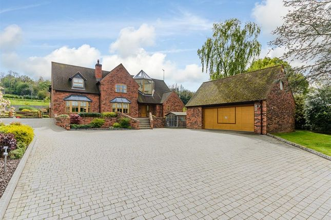 Thumbnail Detached house for sale in School Lane, Priors Marston, Southam, Warwickshire