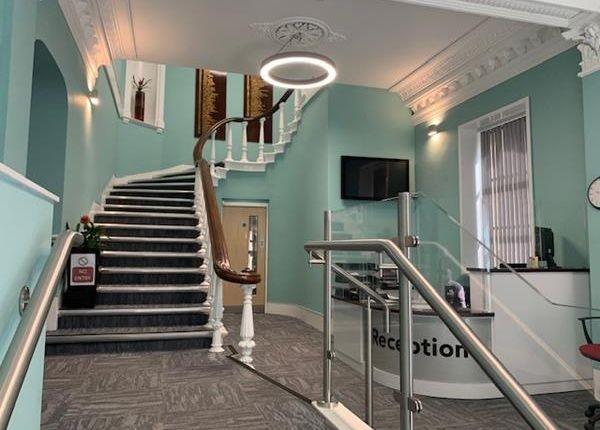 Office to let in Chamber Hub, Devere House, Vicar Lane, Little Germany, Bradford