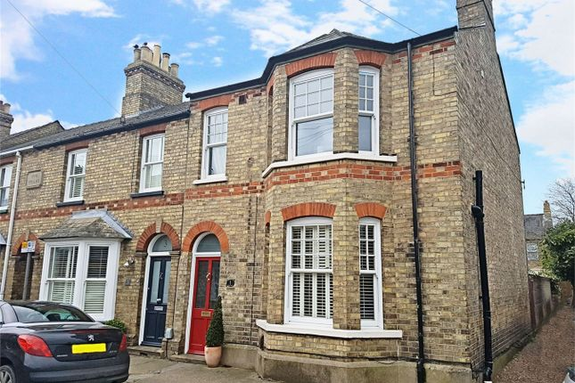 Thumbnail Semi-detached house for sale in Euston Street, Huntingdon