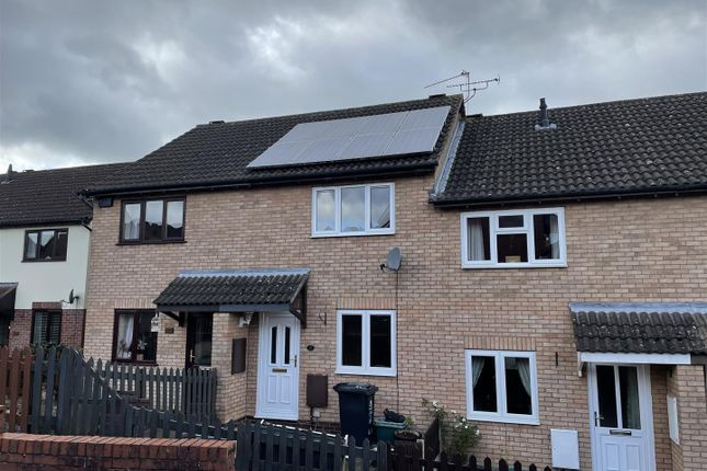 2 bed terraced house to rent in West View, Cinderford GL14