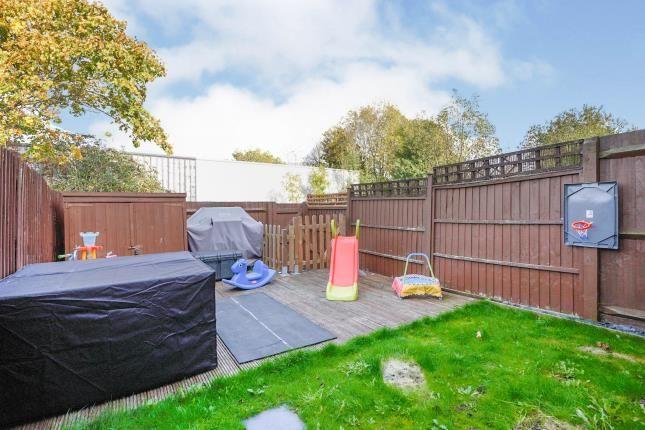 Garden of Foxglove Lane, Chessington, Surrey, . KT9