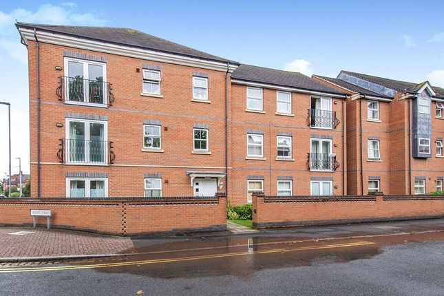 Thumbnail Flat for sale in Lime Tree Grove, Loughborough
