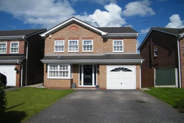 Thumbnail Property To Rent In Abbey Close Winsford