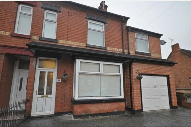 Thumbnail Property to rent in Outwoods Street, Burton Upon Trent, Staffordshire