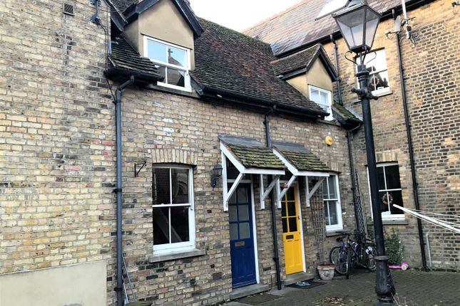 Thumbnail Terraced house to rent in Leaside Walk East Street, Ware
