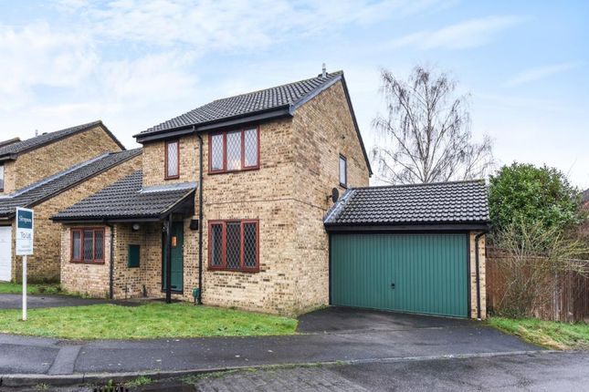 Thumbnail Detached house to rent in Hart Close, Abingdon
