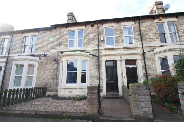 Thumbnail Terraced house to rent in Queen's Terrace, Jesmond, Newcastle Upon Tyne