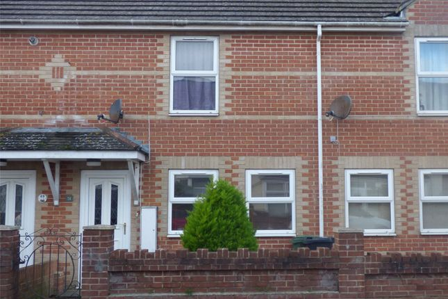 2 bed terraced house to rent in Cromwell Road, Weymouth, Dorset DT4
