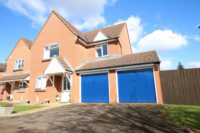 4 bed detached house for sale in Hackneys Corner, Great Blakenham, Ipswich, Suffolk IP6