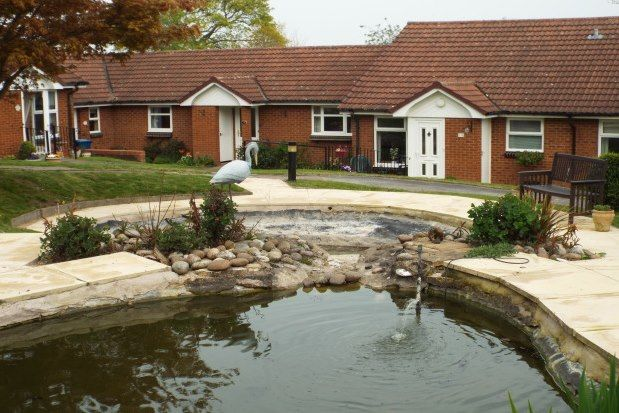 Thumbnail Bungalow to rent in Maryvale Court, Lichfield