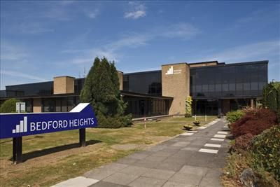 Thumbnail Office to let in Bedford Heights Business Centre, Unit 140, Brickhill Drive, Bedford, Bedfordshire