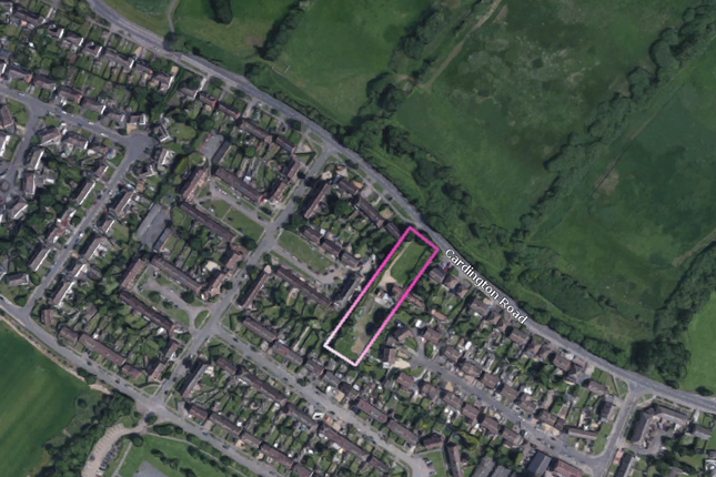 Land for sale in Cardington Road, Bedford