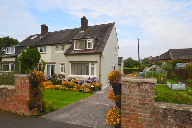 Thumbnail Property for sale in Police Office Houses, Cornhill On Tweed, Northumberland