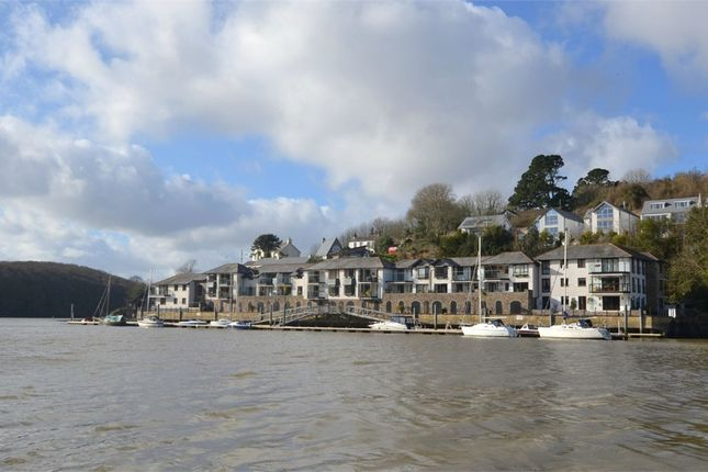 Thumbnail Flat for sale in Victoria Quay, Malpas, Truro