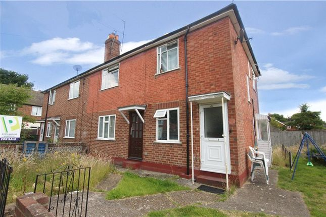 Thumbnail Maisonette to rent in Surrey Avenue, Camberley, Surrey