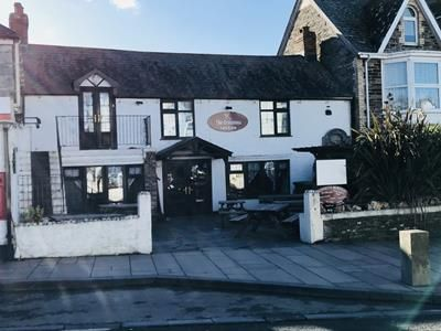Thumbnail Restaurant/cafe for sale in Crossbow Restaurant, Fore Street, Tintagel, Cornwall