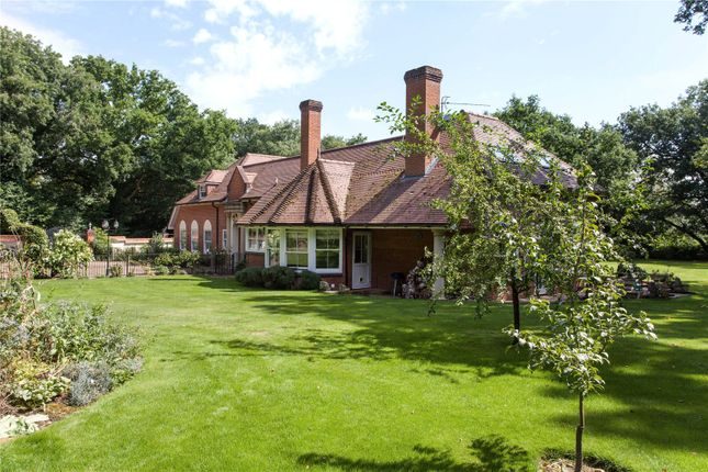 Thumbnail Detached house for sale in Wherwell, Hampshire