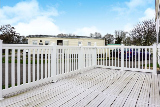 Decking of Vinnetrow Road, Chichester PO20