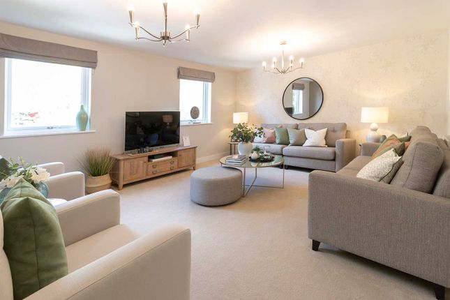 "2 bedroom property for sale in ""The Tiddy"" at Centenary Way, Penzance"