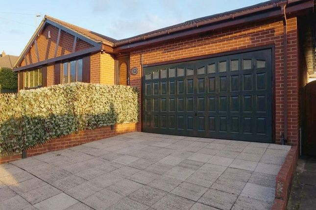 Thumbnail Detached bungalow for sale in Woodpark Lane, Lightwood, Stoke On Trent