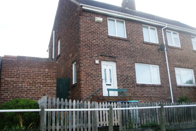 2 bed semi-detached house to rent in Manor Grange, Lanchester DH7