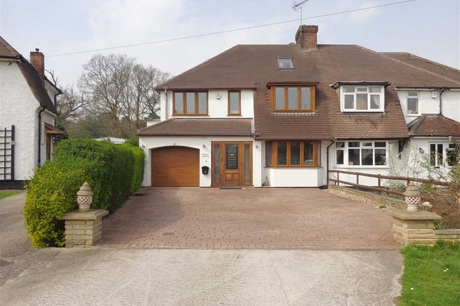 Thumbnail Semi-detached house for sale in The Parkway, Iver, Buckinghamshire