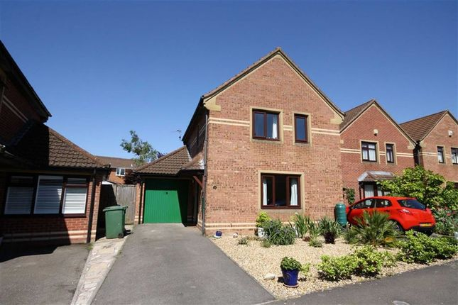 Thumbnail Detached house for sale in Brewer Mead, Chippenham, Wiltshire