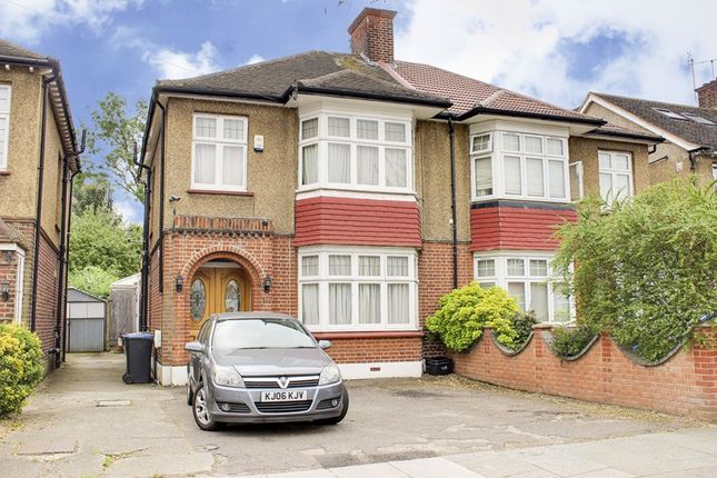 Thumbnail Semi-detached house for sale in Westminster Drive, London