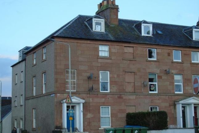 Front Elevation of Telford Street, Inverness IV3