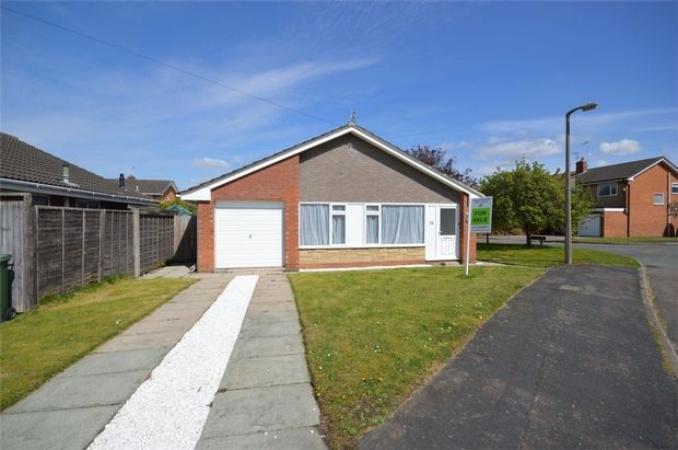 Thumbnail Detached bungalow for sale in Inley Road, Spital, Merseyside