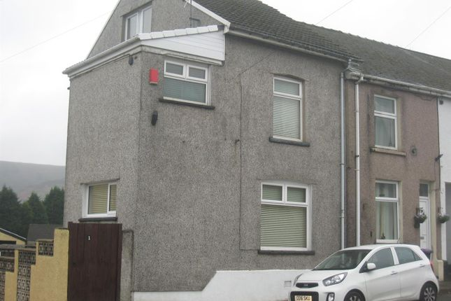 Thumbnail Terraced house for sale in Golynos Place, Albert Road, Talywain, Pontypool