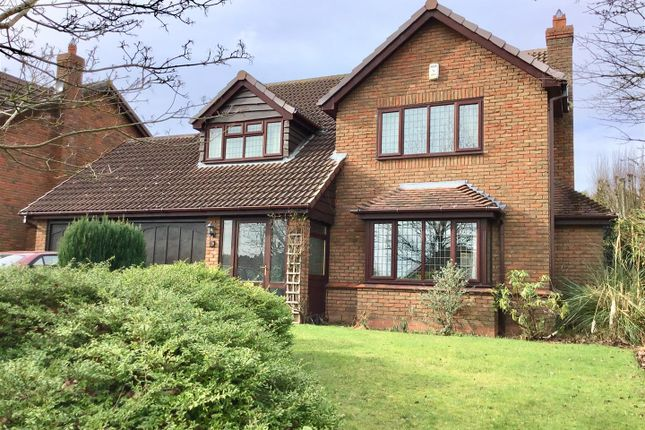 Thumbnail Detached house for sale in Powell Road, Priorslee, Telford