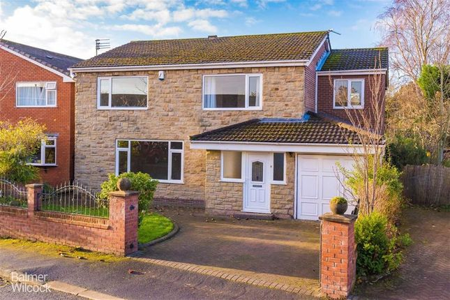 Thumbnail Detached house to rent in Lawson Close, Worsley, Manchester