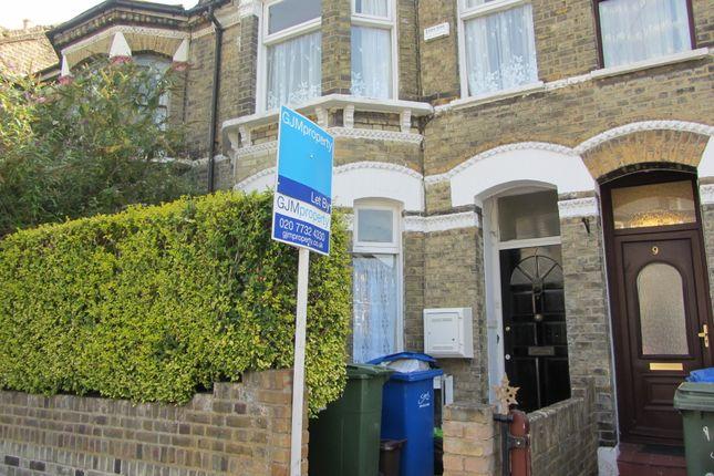 Thumbnail Terraced house to rent in Fenham Road, Peckham, London