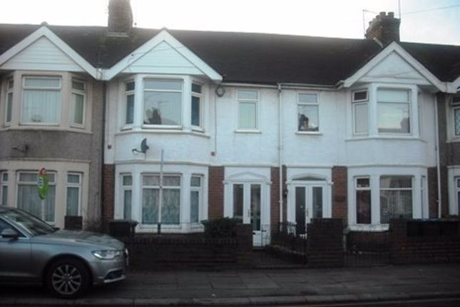 Thumbnail Property to rent in Mile Lane, Cheylesmore, Coventry