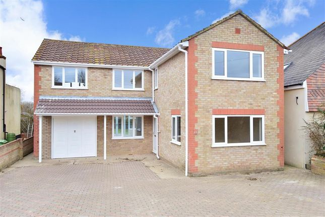 Thumbnail Detached house for sale in Oak Avenue, Minster On Sea, Sheerness, Kent