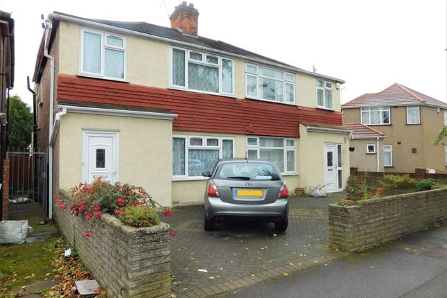 Thumbnail Semi-detached house for sale in Lansbury Drive, Hayes