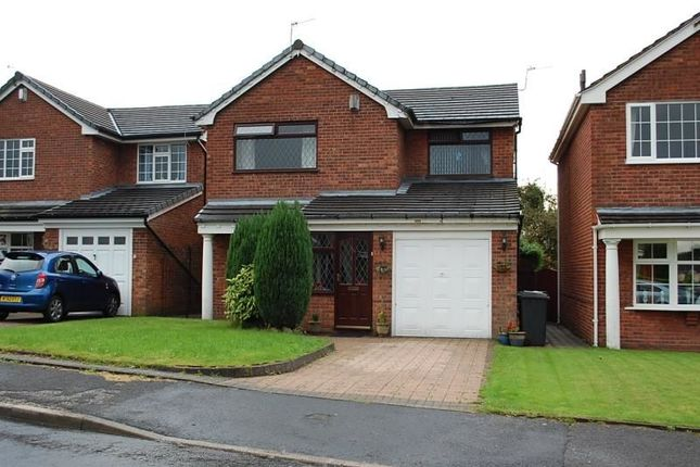 Thumbnail Detached house to rent in Brecon Crescent, Ashton-Under-Lyne
