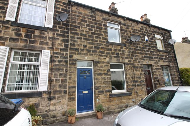 Thumbnail Terraced house for sale in North Parade, Burley In Wharfedale, Ilkley