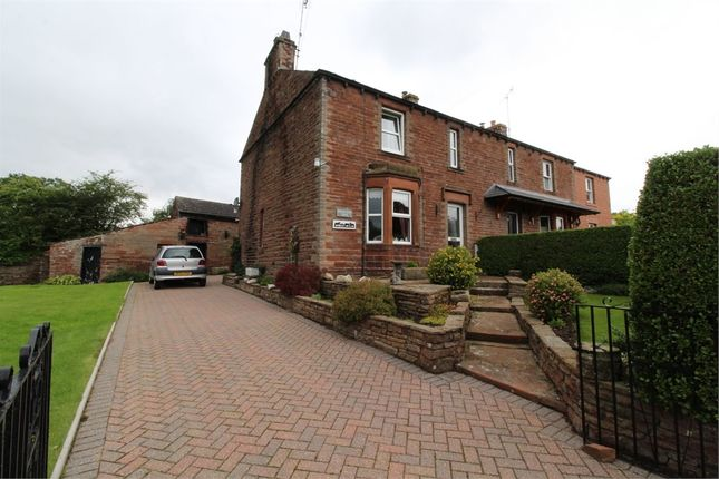 Semi-detached house for sale in Lazonby, Penrith, Cumbria