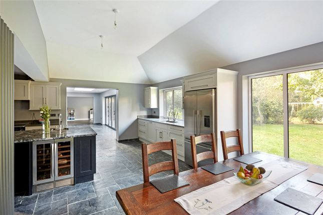 Thumbnail Detached house for sale in Long Mill Lane, Crouch, Sevenoaks