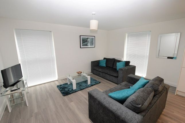 Thumbnail Flat for sale in Cambrian Court, Upper Cambrian Road, Chester