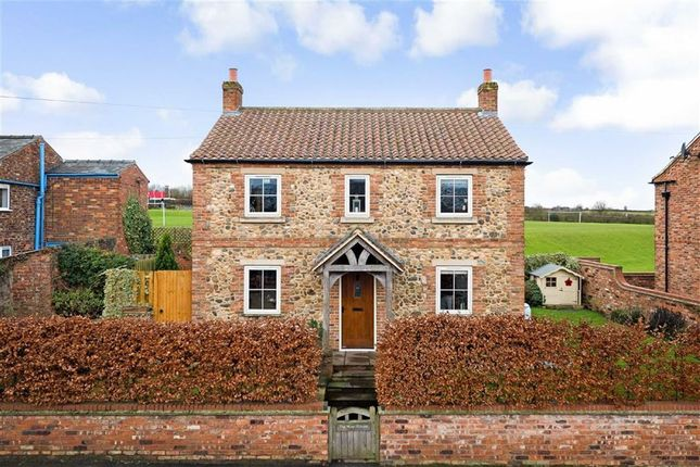 Thumbnail Detached house for sale in Boroughbridge Road, Green Hammerton, York
