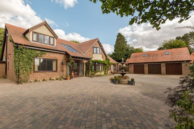 Thumbnail Detached house for sale in Dibdale Road, Neasham